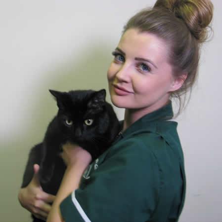 Jodie Walton RVN Head Nurse